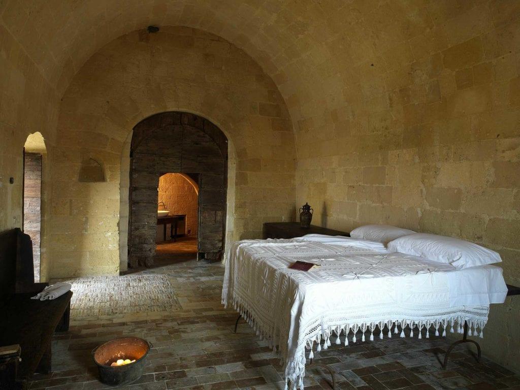 grotta suite matera
