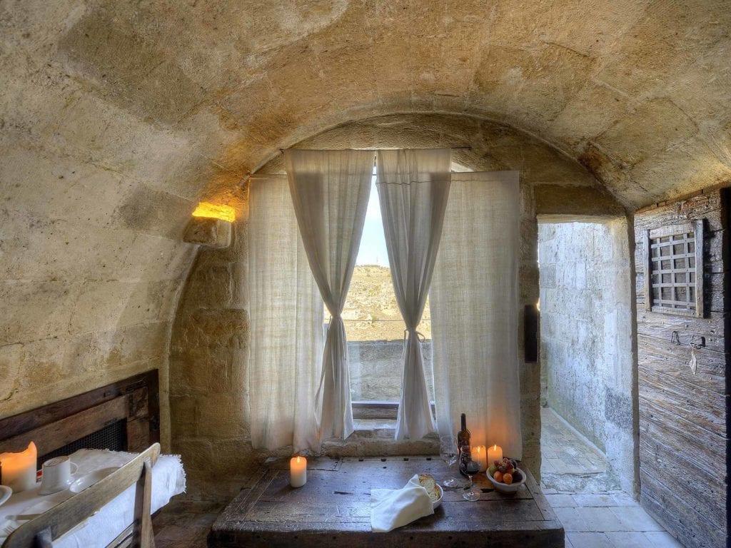 grotta matera basilicata